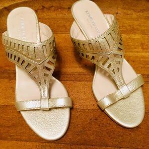NWOT - Kenneth Cole sandals sz 7.5